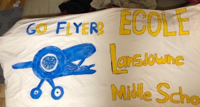 Lansdowne Banner